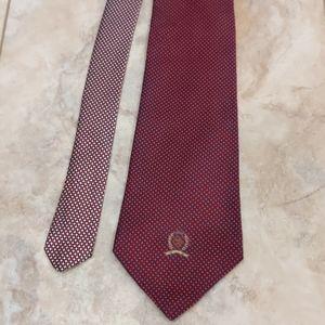 Vintage Tommy Hilfiger Designer Neck Tie - A+